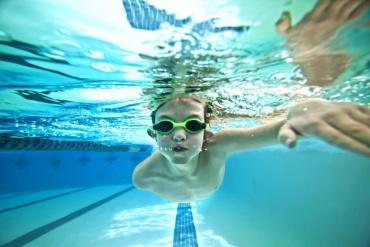 Pregătim copiii pentru Campionatul Național de Aquatlon