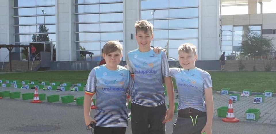 Campioantul National de Aquatlon - Unstoppable Sport Club