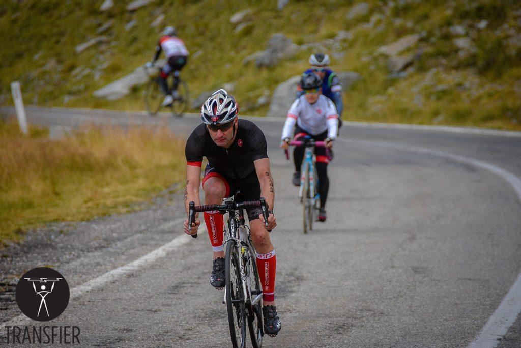 Transfier 2019 - Alexandru Cujbescu - proba ciclism