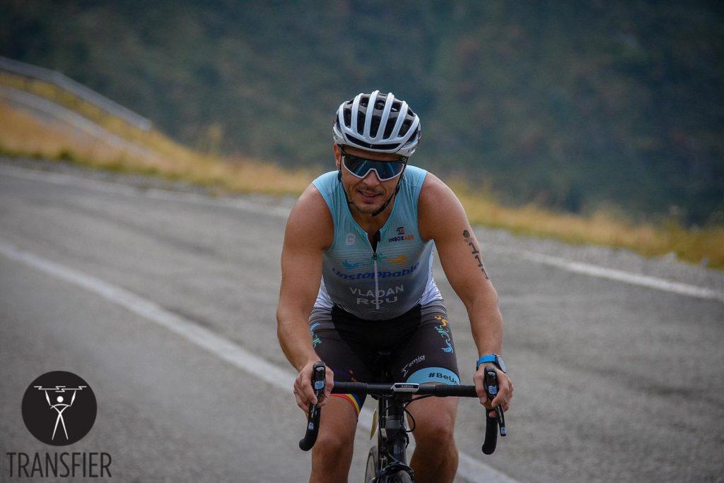Transfier 2019 - Laurentiu Vladan - proba ciclism