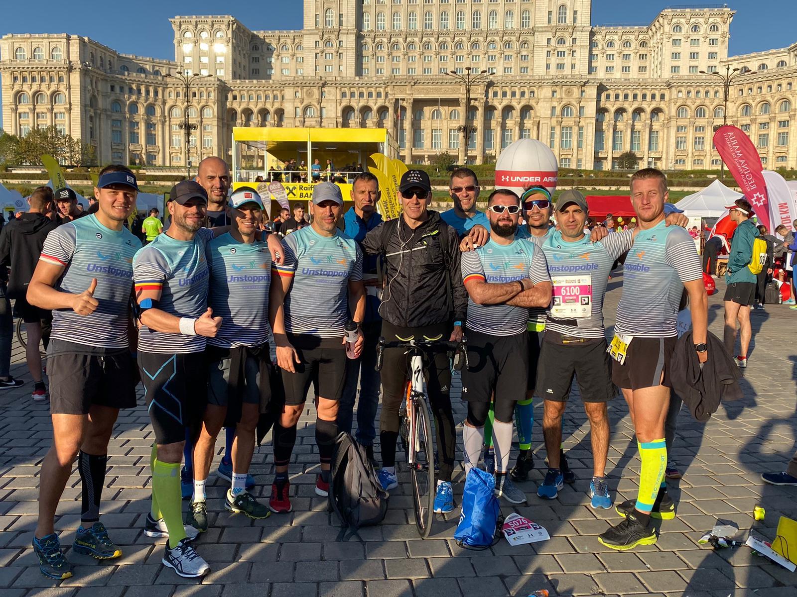 Unstoppable Sport Club - Maratonul Bucuresti 2019