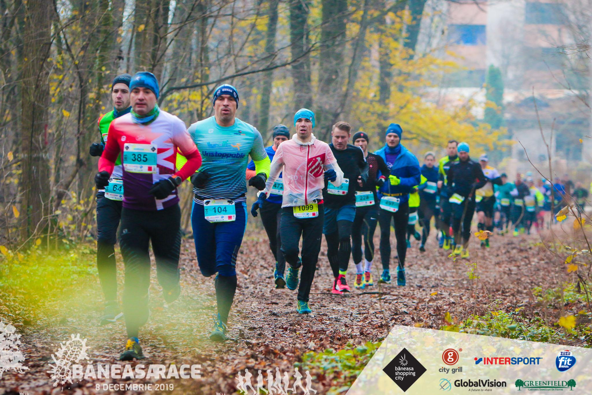 Unstoppable la Baneasa Race 2019 - editia de iarna