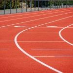 Antrenamente alergare pista atletism