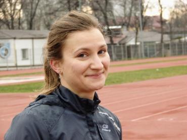 """Iulia Florea: """"Determinarea mă face să fiu de neoprit"""""""