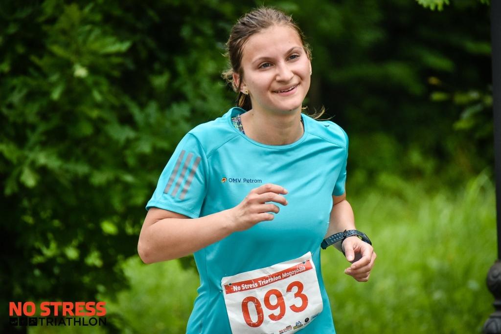 Iulia Florea - primul triatlon