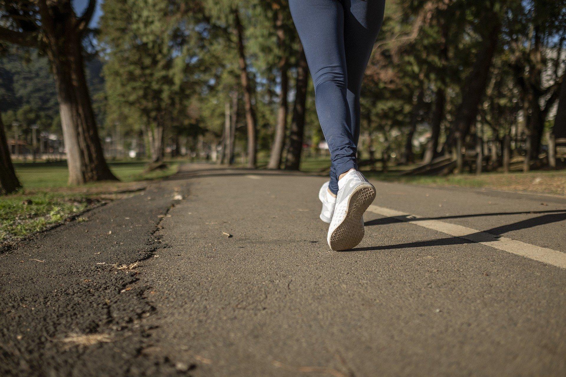 alergare in parc coronavirus