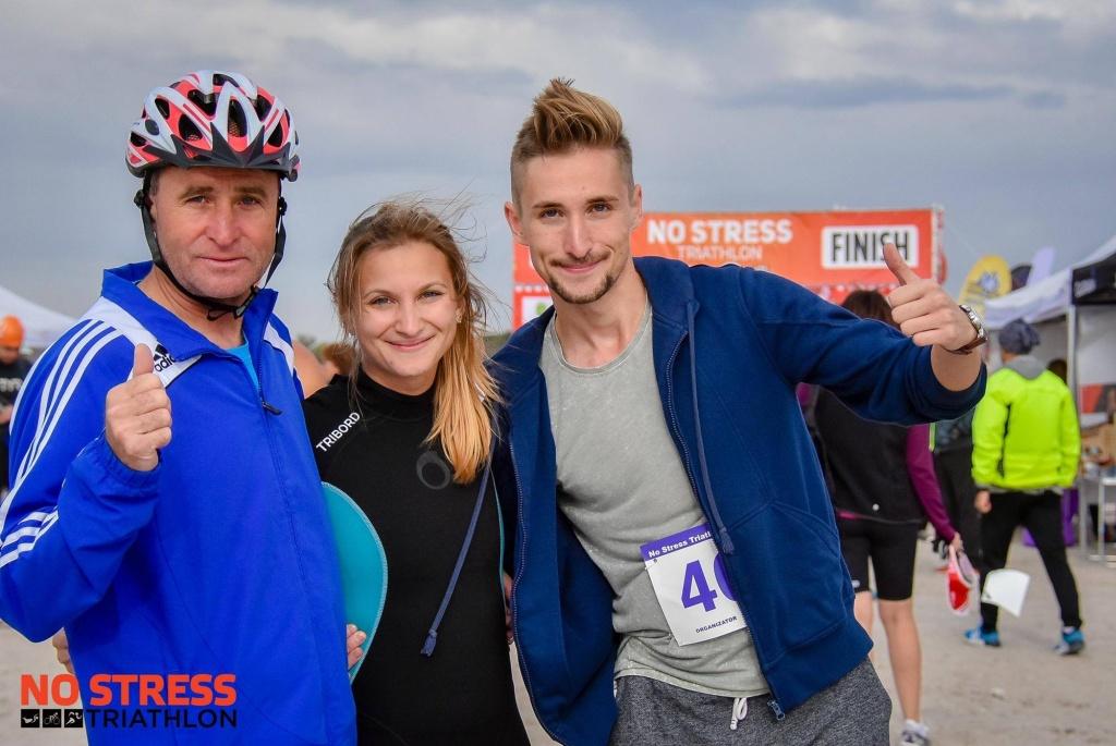 Iulia Florea - triatlon în familie