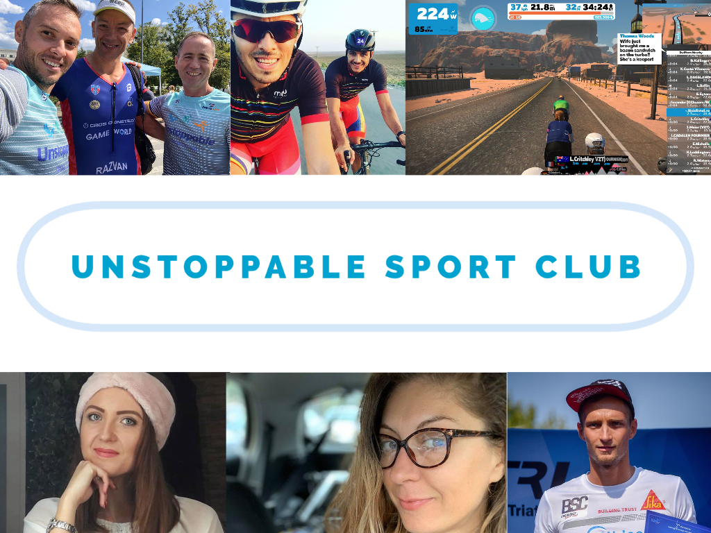 Unstoppable Sport Club - clase sportive
