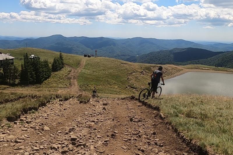 Lacul Vulturilor MTB Ride