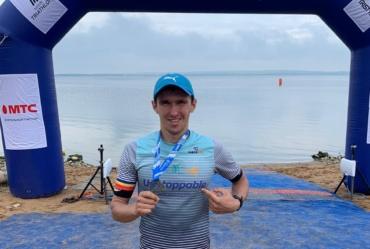 Andrei Vrabii locul 4 la Minsk Triathlon. Moldoveanul vine în România să-și apere titlul cucerit la H3RO Mamaia 2019