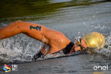 Unstoppable la Cupa Serbei la triatlon Sprint
