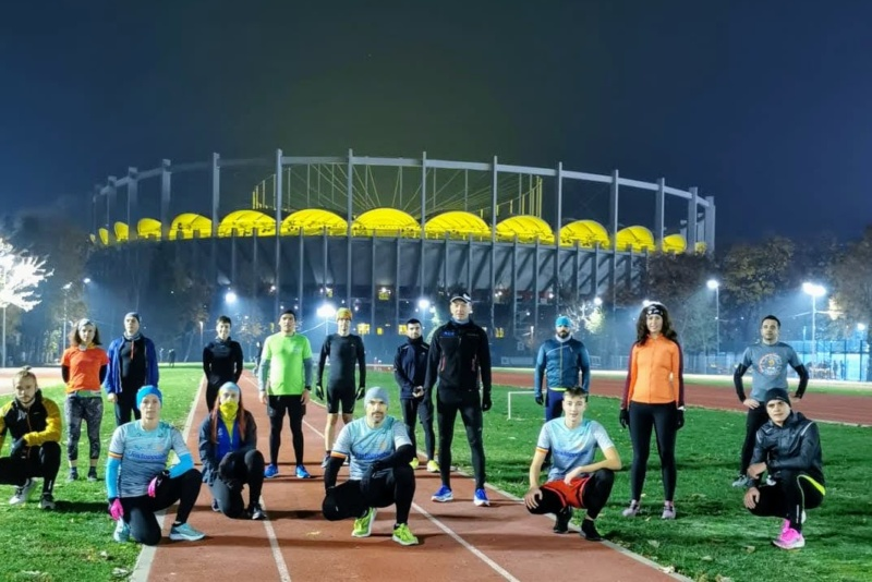 Unstoppable Sport Club - test alergare 5 km