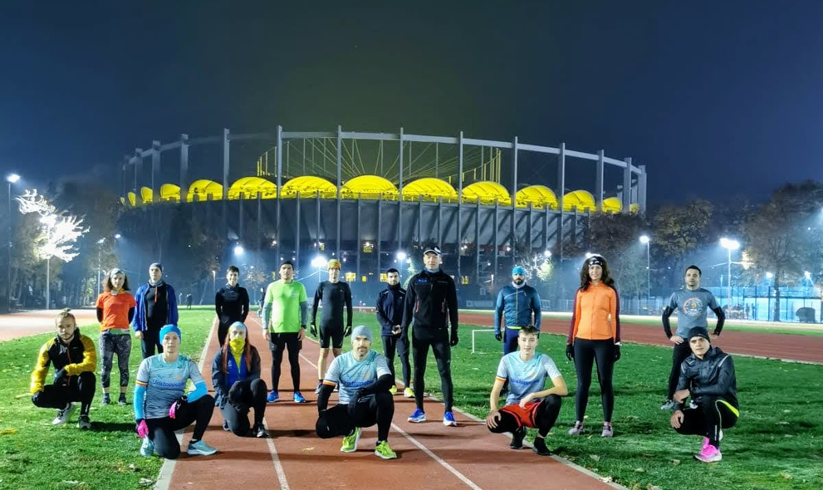 Unstoppable Sport Club - test alergare 5 km