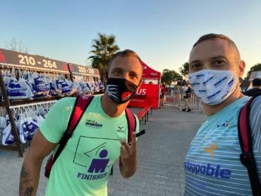 Unstoppable la Ironman 70.3 Turcia