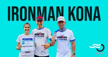 Unstoppable obține 3 calificări la Ironman Kona