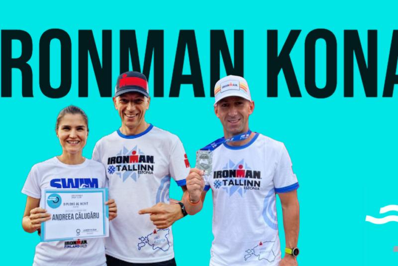 Unstoppable Sport Club - Ironman Kona