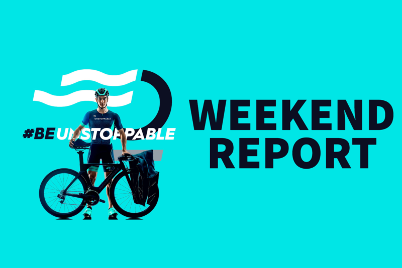 Weekend report - Unstoppable Sport Club