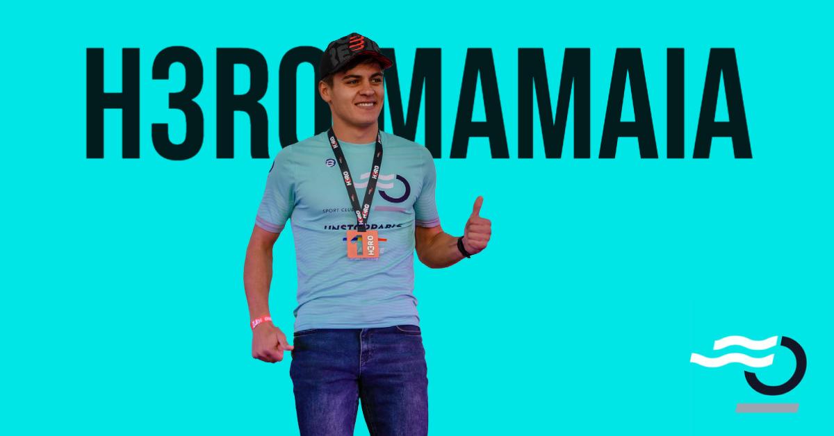 H3RO Mamaia 2021: Anatolie Paladi a avut cea mai rapidă alergare din concurs